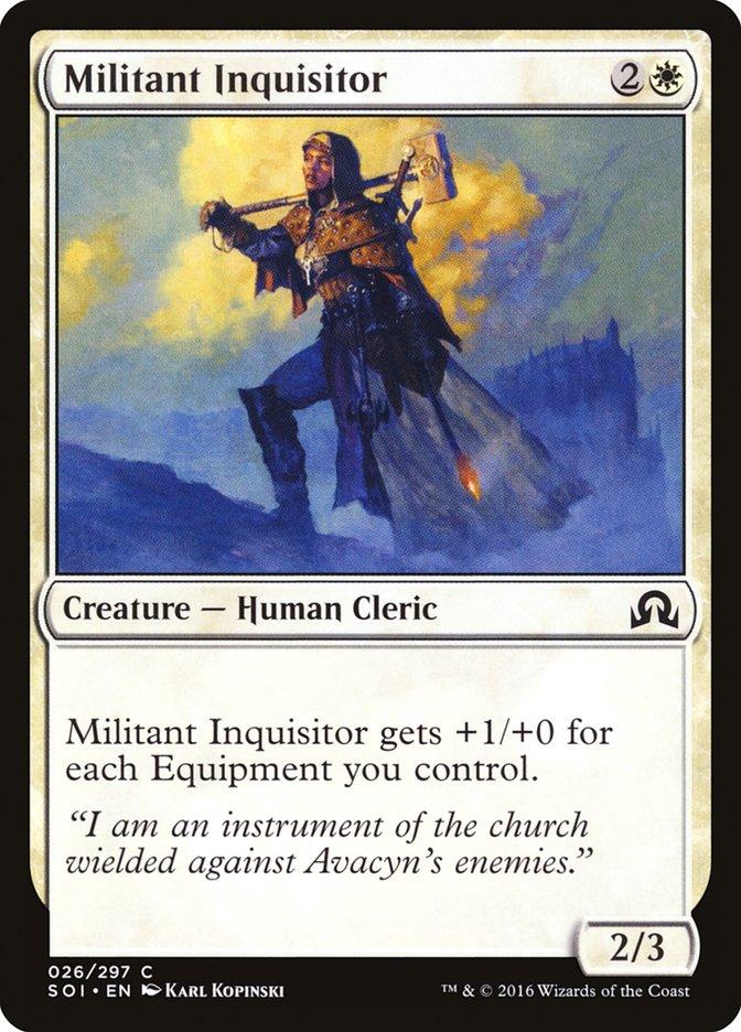 Militant Inquisitor
