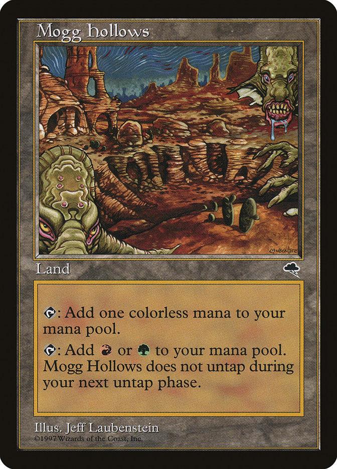 Mogg Hollows