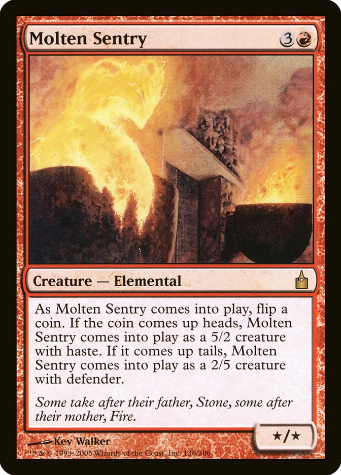 Molten Sentry
