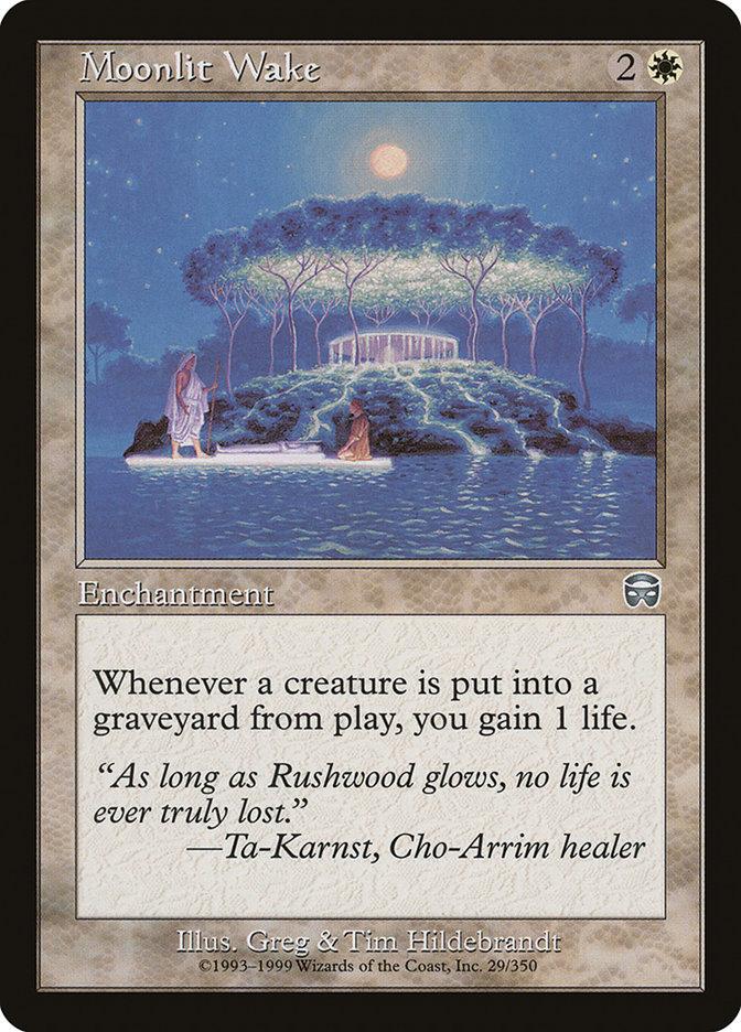Moonlit Wake