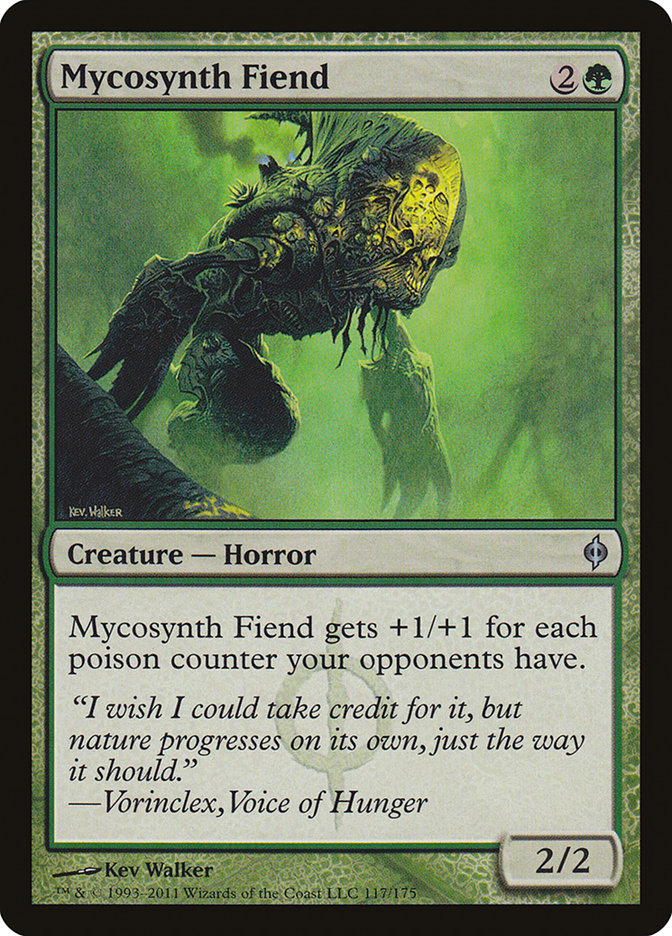 Mycosynth Fiend