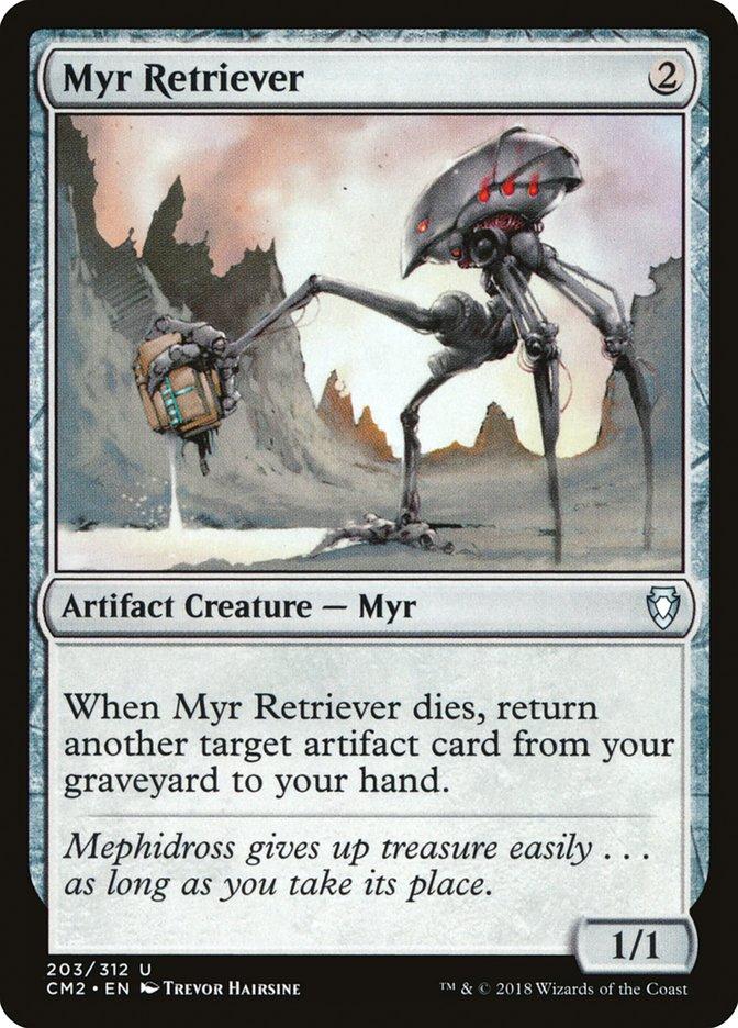 Myr Retriever