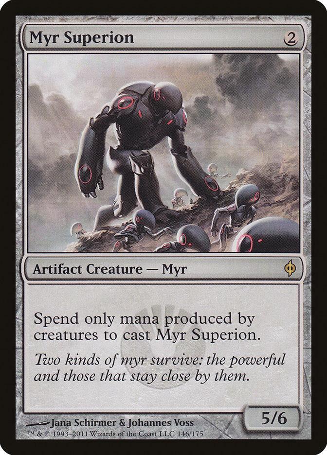 Myr Superion