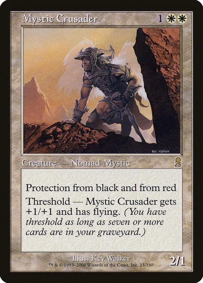 Mystic Crusader