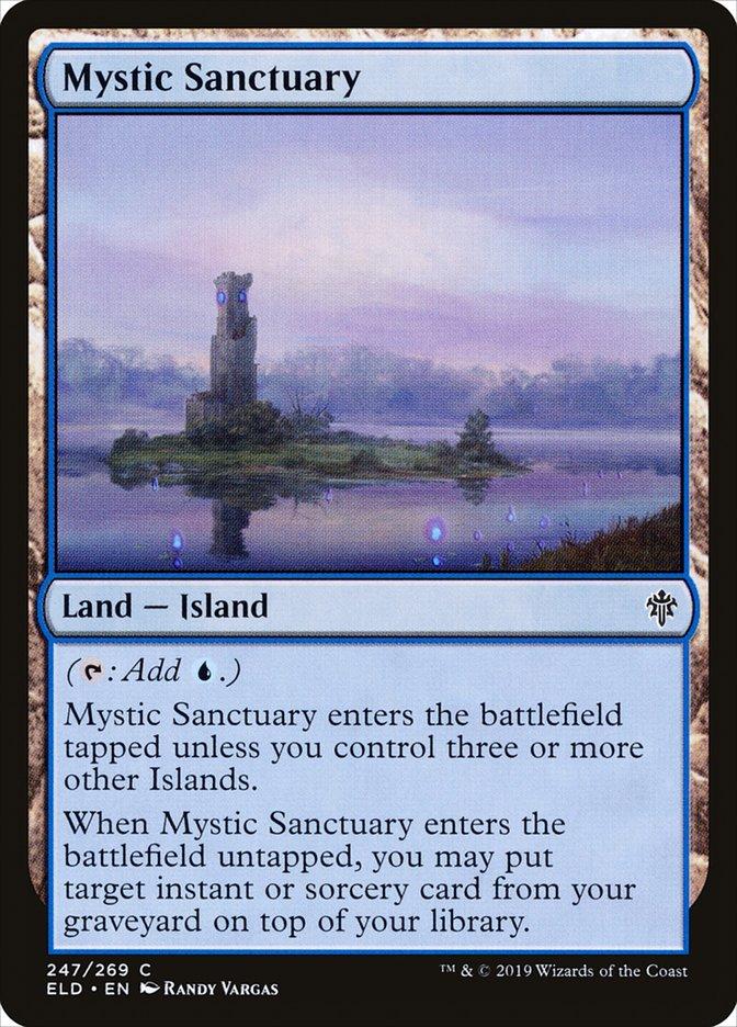 Mystic Sanctuary