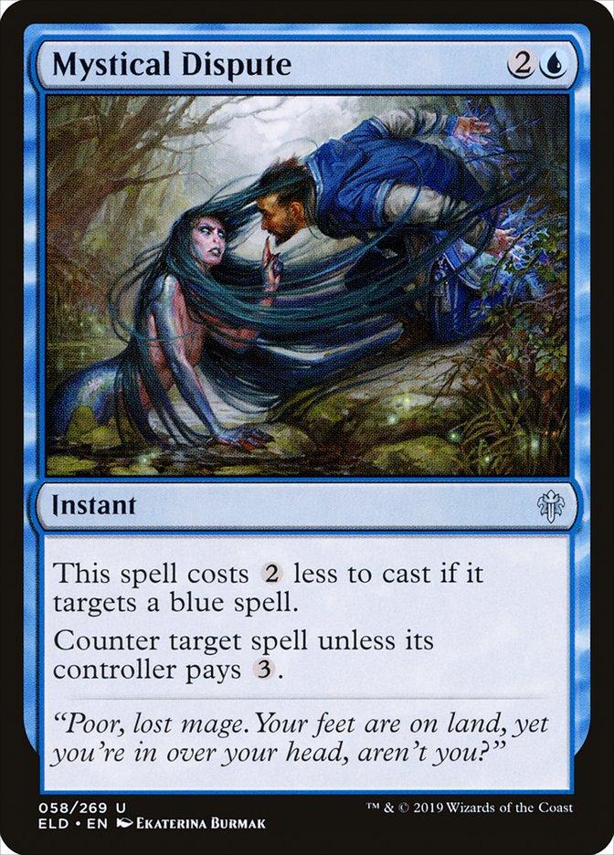 Mystical Dispute