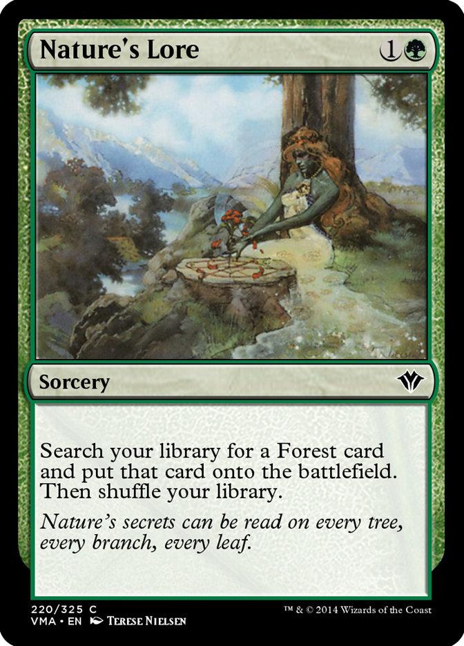 Nature's Lore