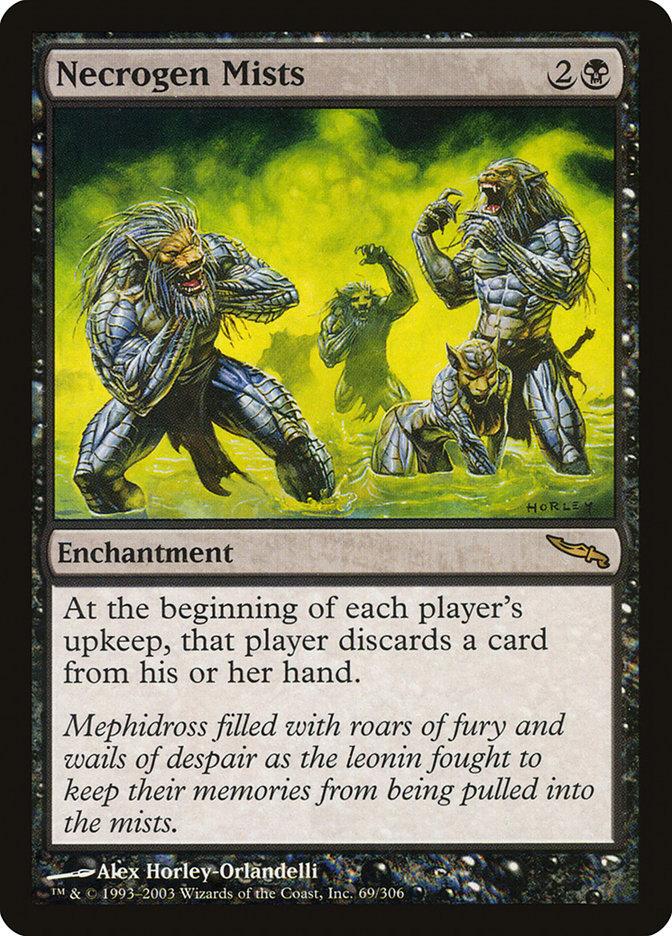 Necrogen Mists