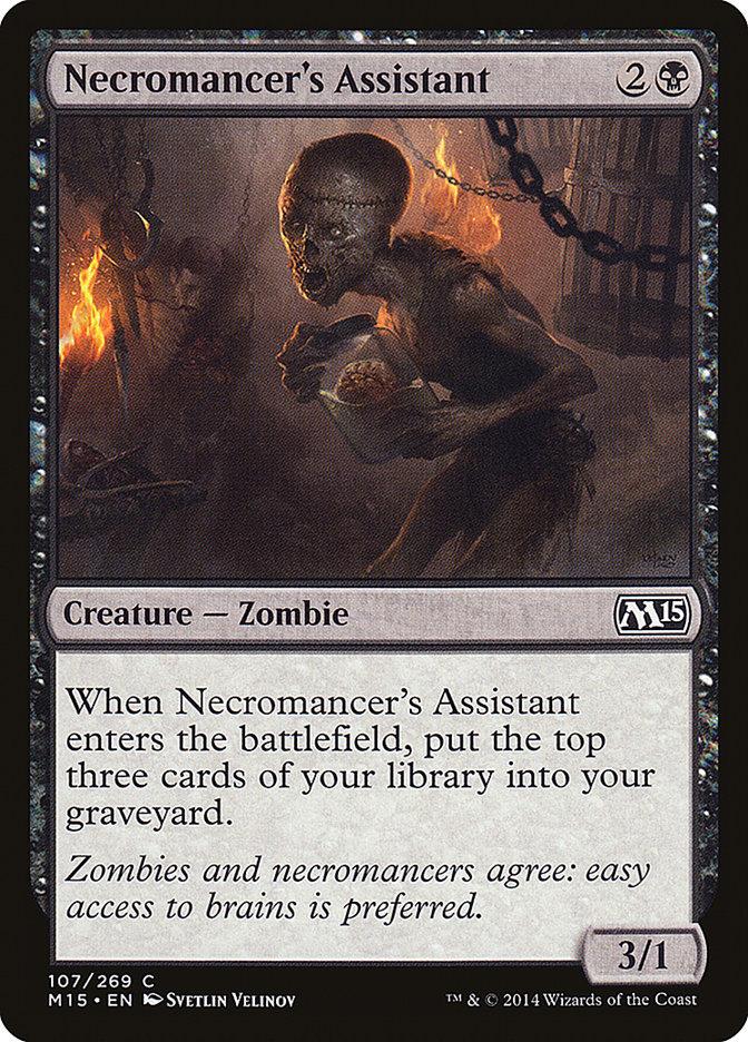 Necromancer's Assistant