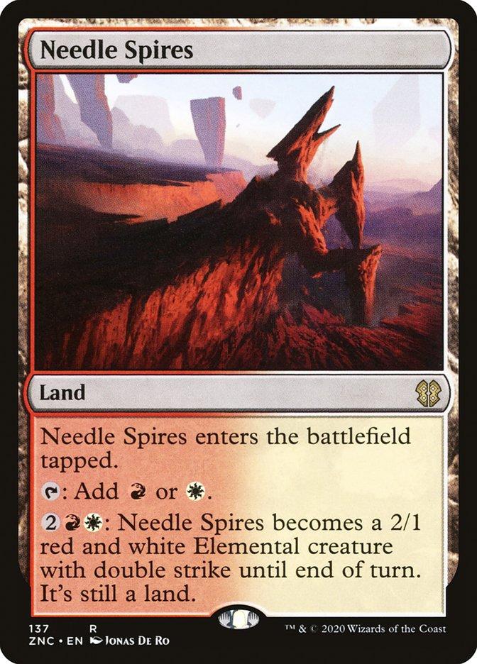 Needle Spires