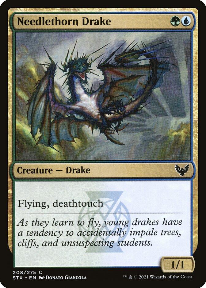 Needlethorn Drake