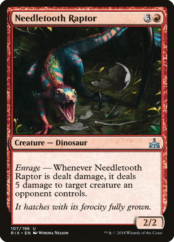 Needletooth Raptor
