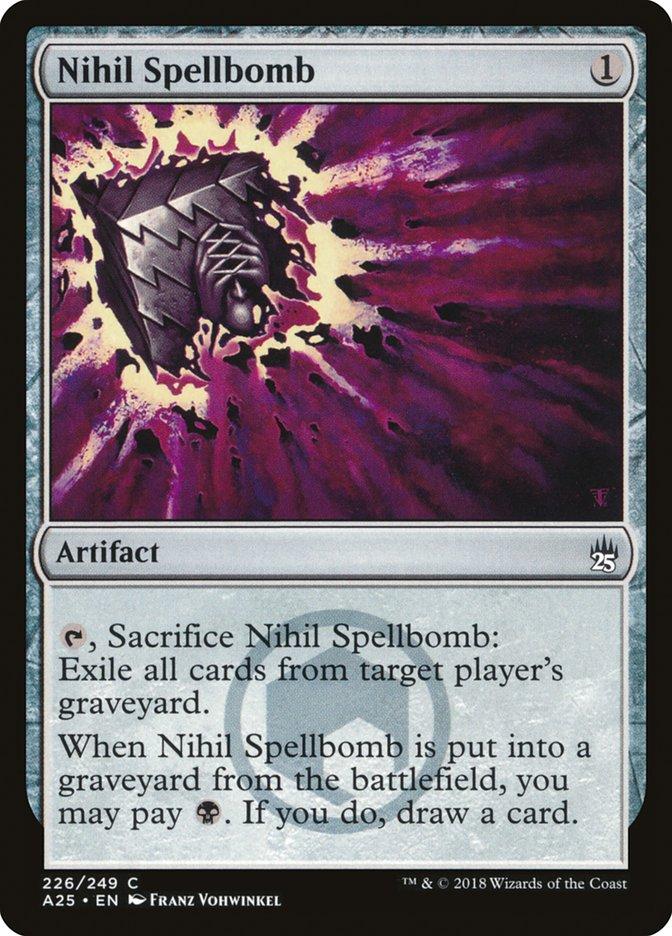 Nihil Spellbomb