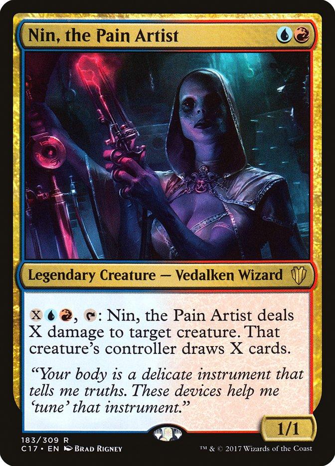 Pingers! (EDH / Commander) — deckstats net | Magic: The