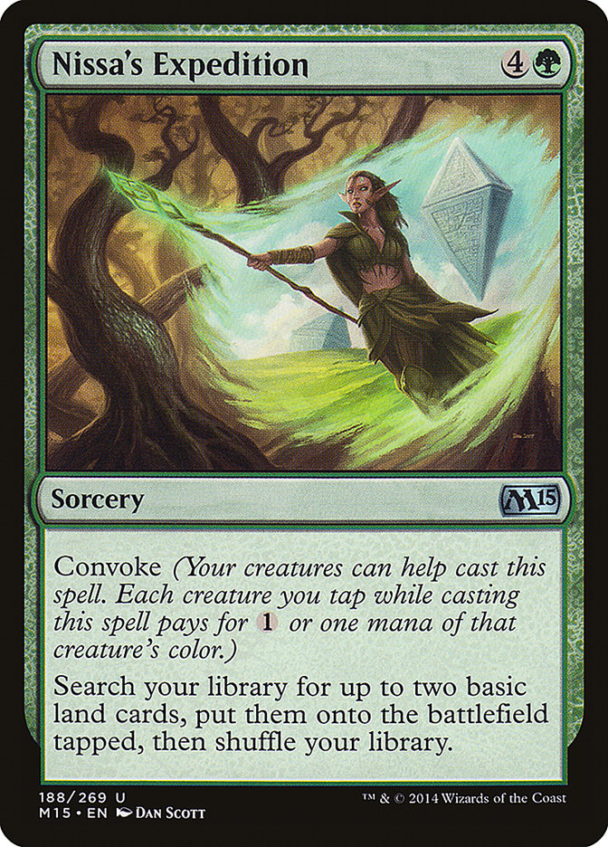 Nissa's Expedition