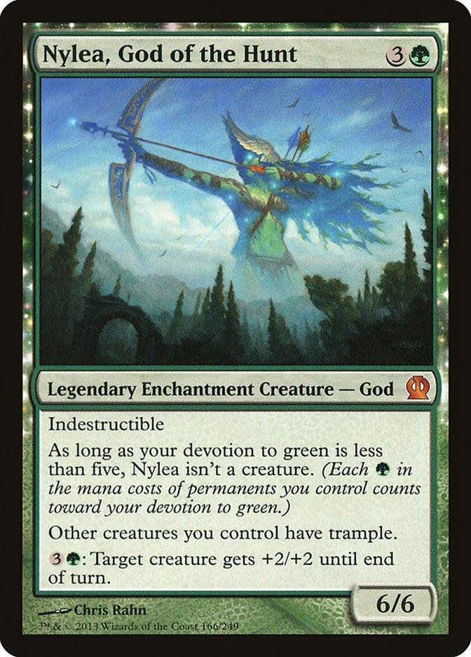 Nylea, God of the Hunt