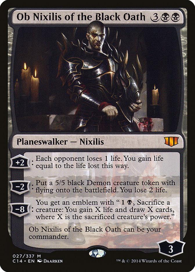 Ob Nixilis of the Black Oath