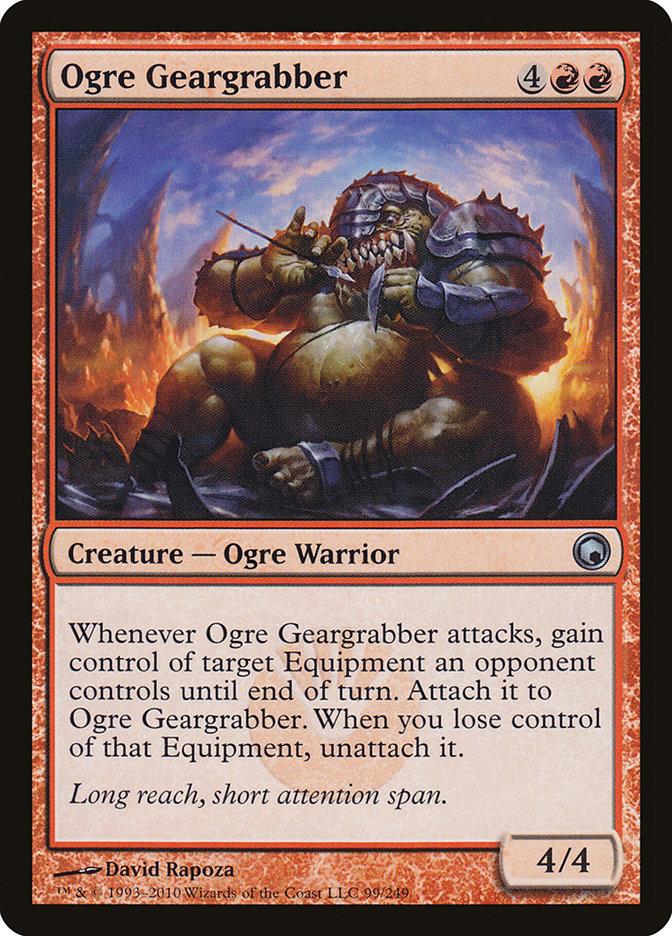 Ogre Geargrabber