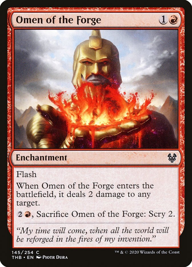 Omen of the Forge