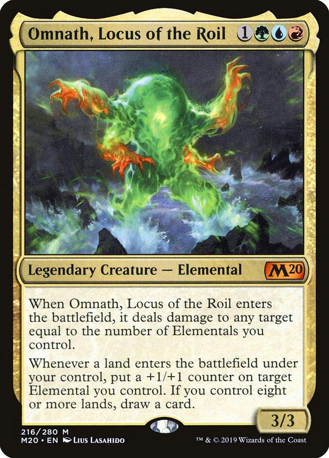 Omnath, Locus of the Roil