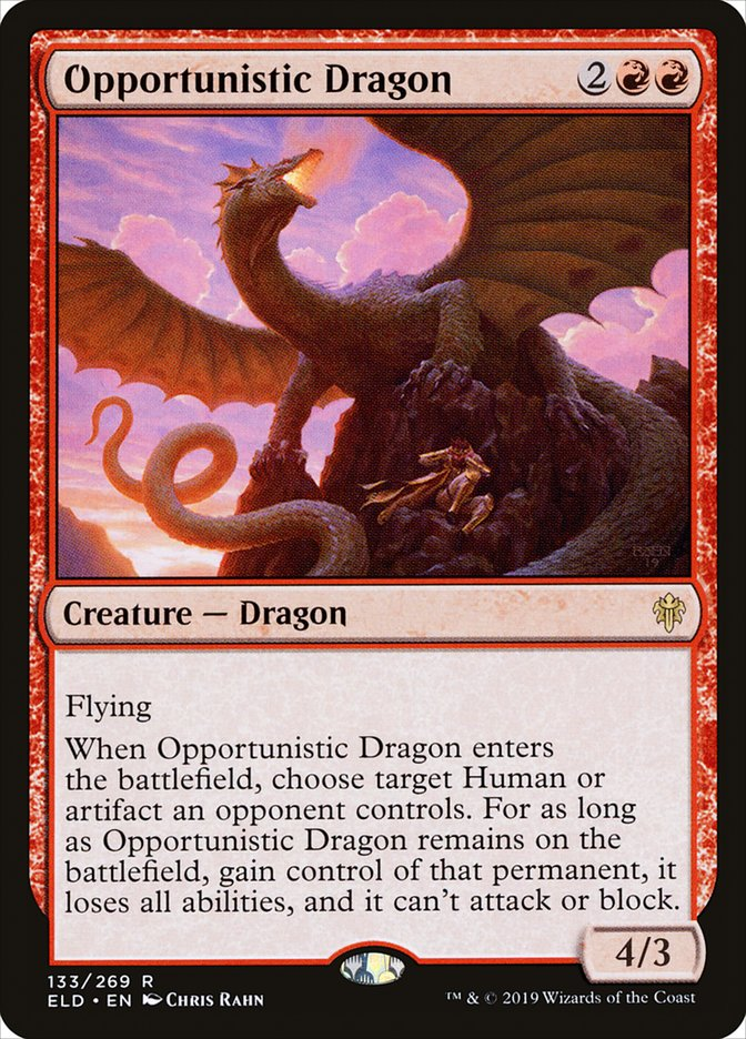 Opportunistic Dragon
