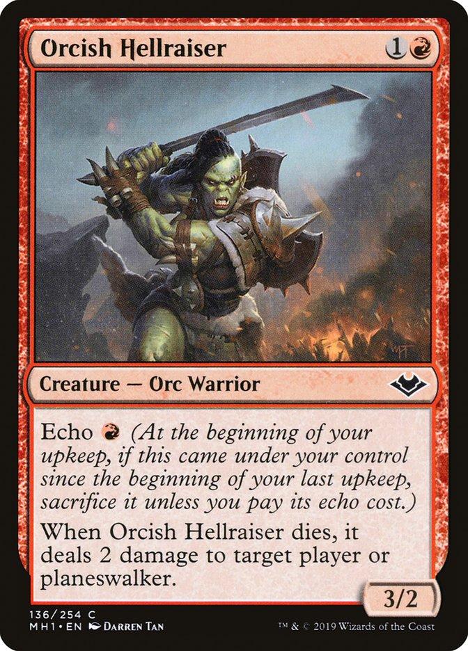 Orcish Hellraiser