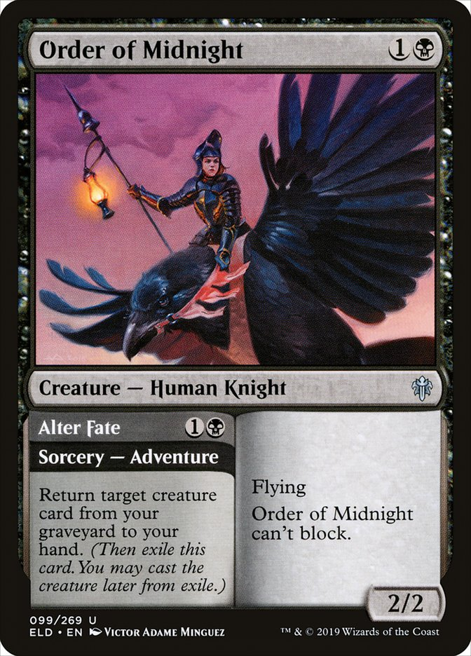 Order of Midnight // Alter Fate
