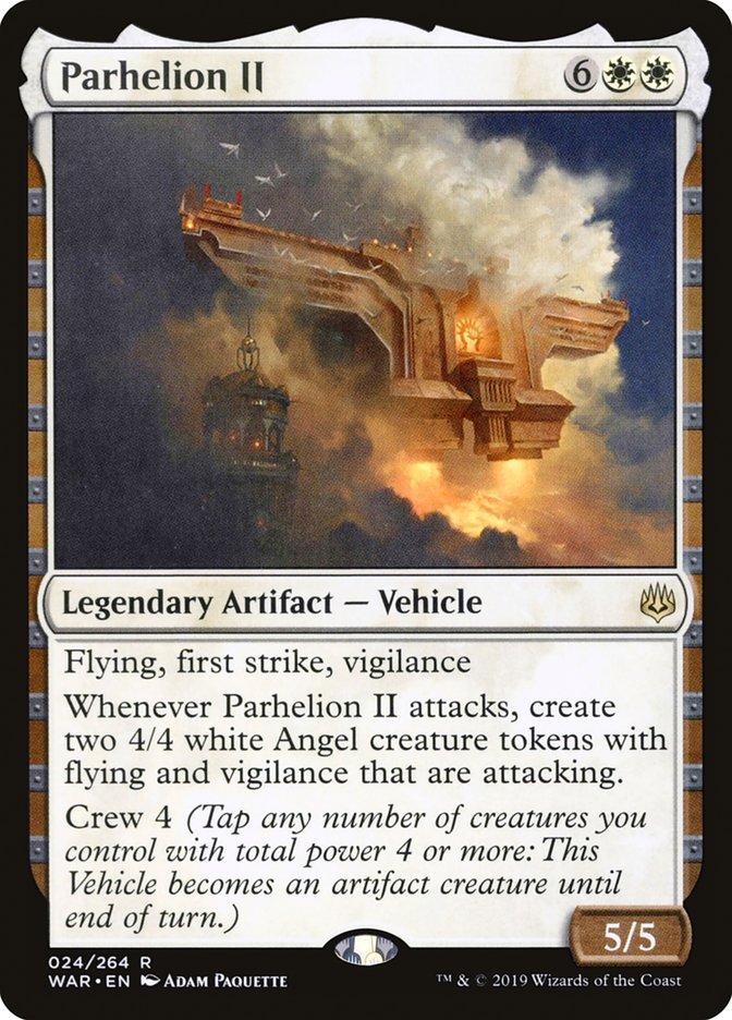 Parhelion edh (EDH / Commander) — deckstats net | Magic: The