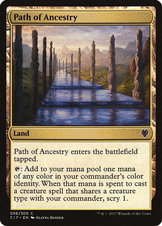 Path of Ancestry