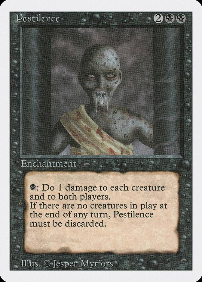 Pestilence