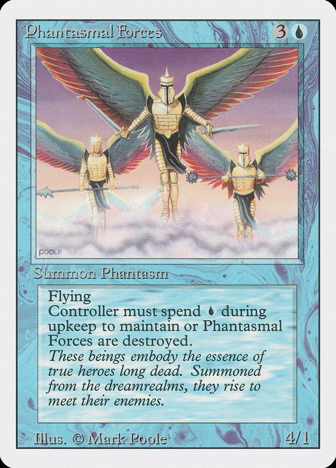 Phantasmal Forces