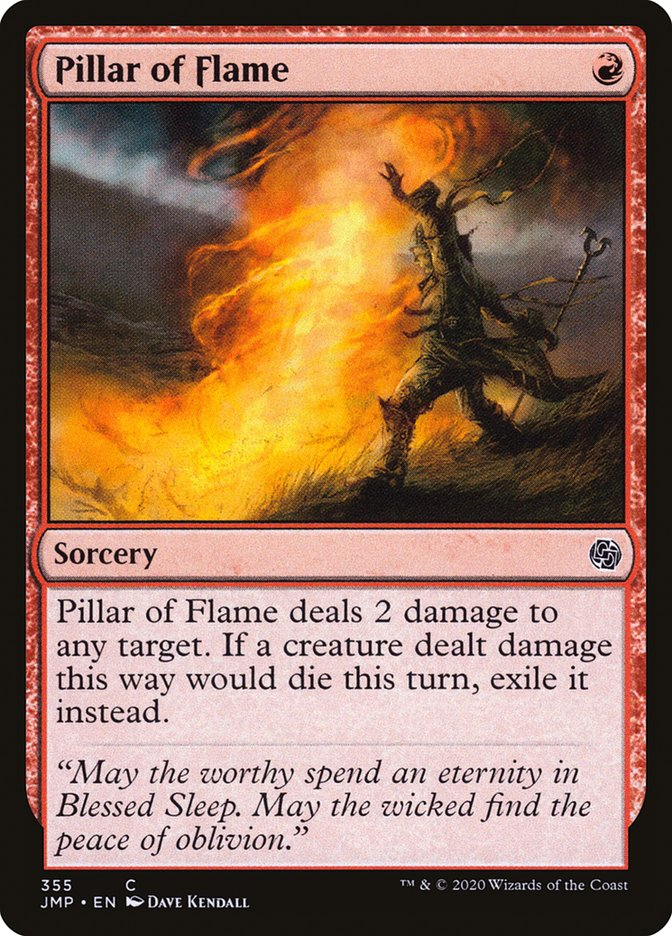 Pillar of Flame