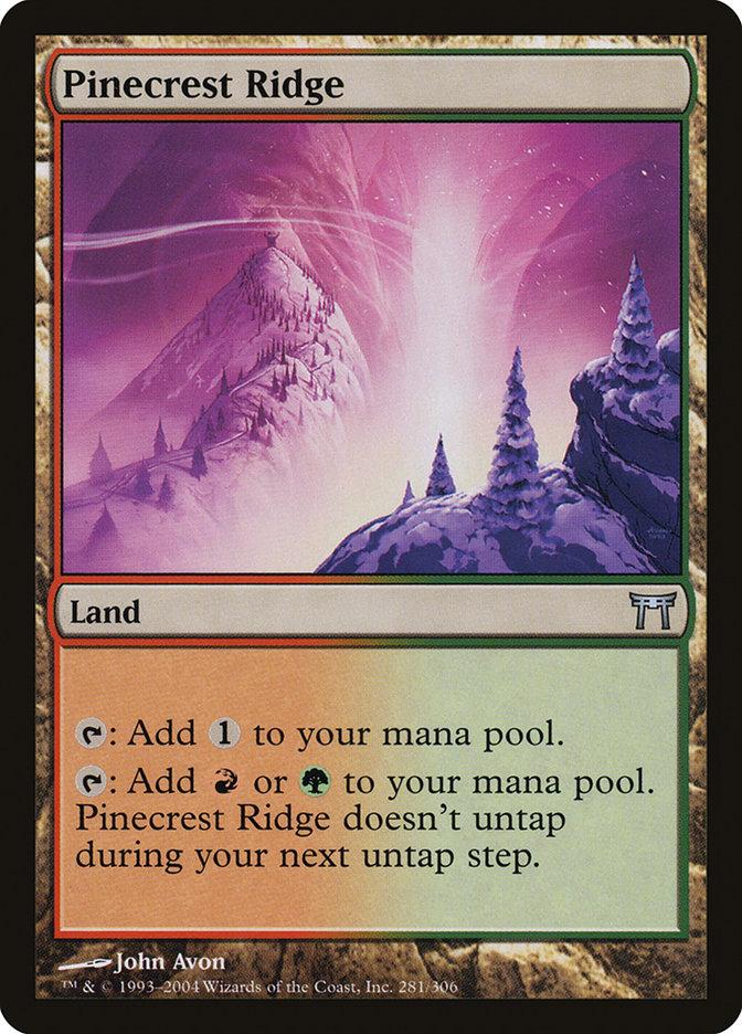 Pinecrest Ridge