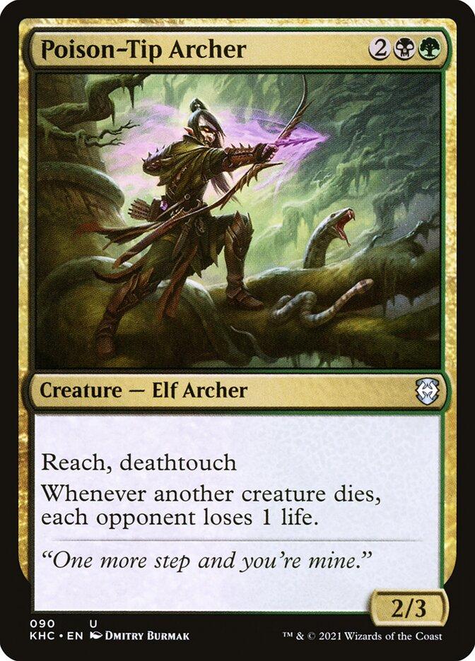 Poison-Tip Archer