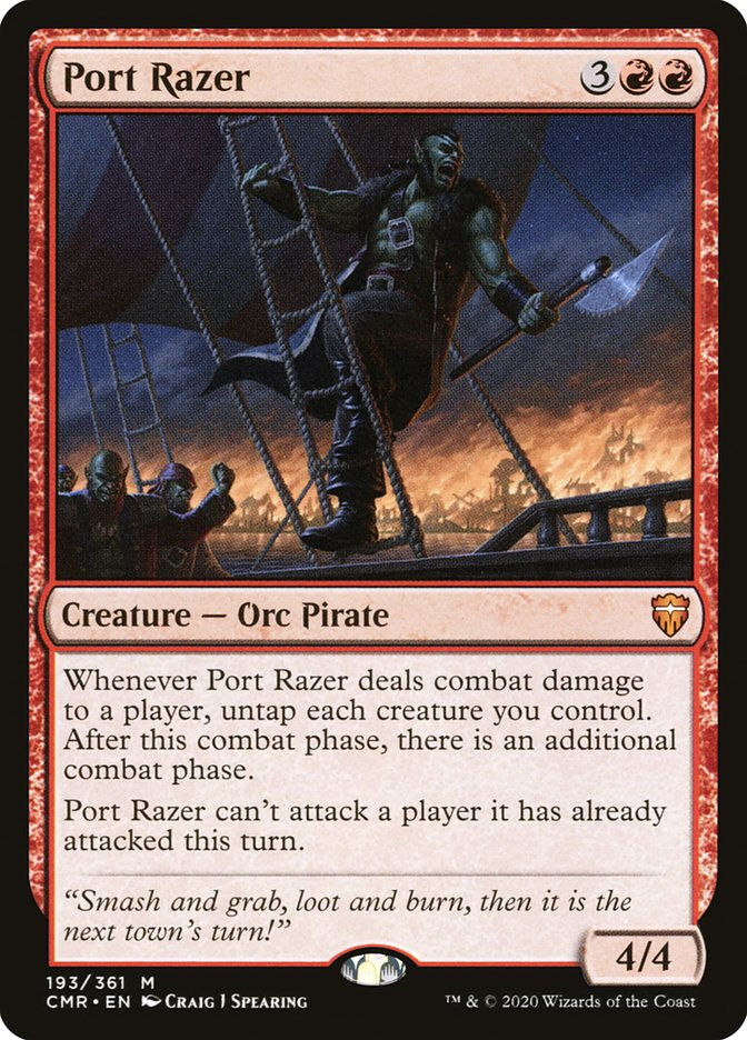 Port Razer