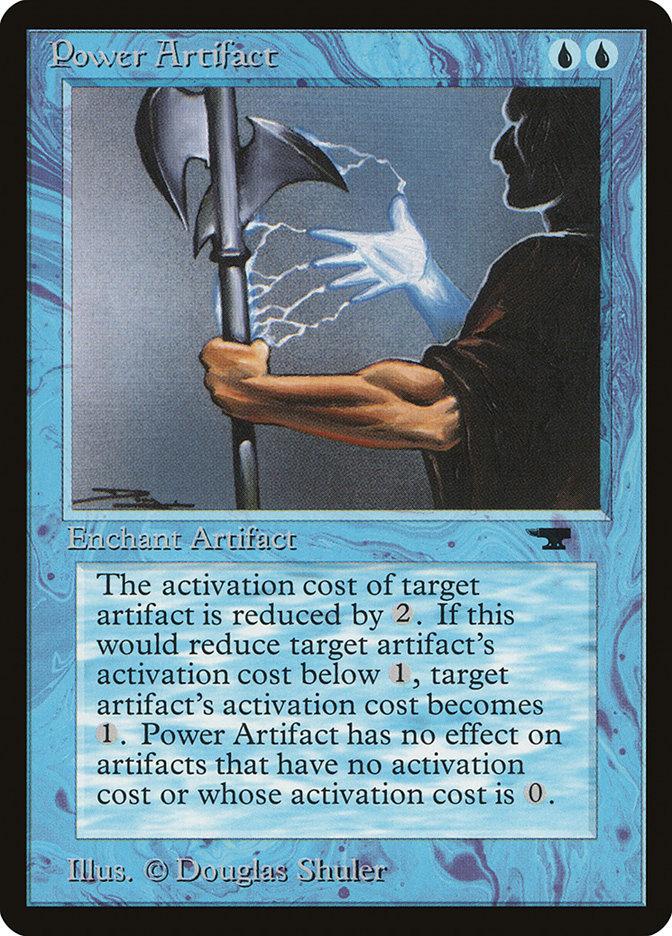 Power Artifact