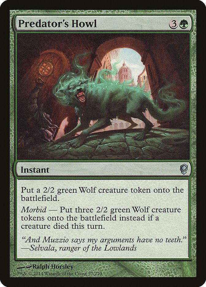Predator's Howl