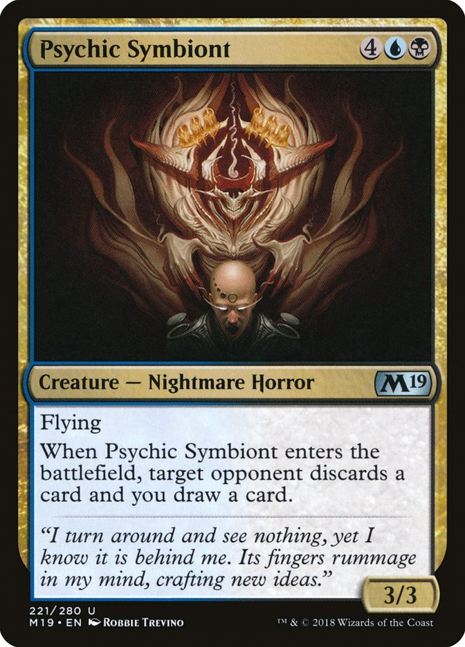 Psychic Symbiont