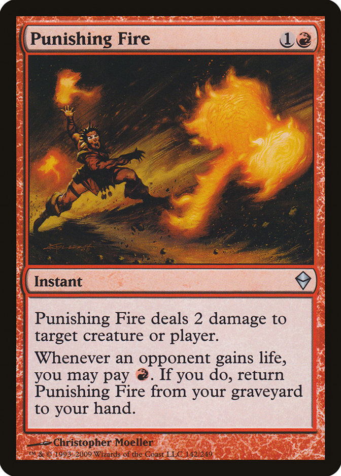Punishing Fire