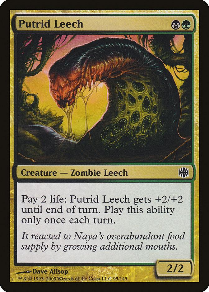 Putrid Leech
