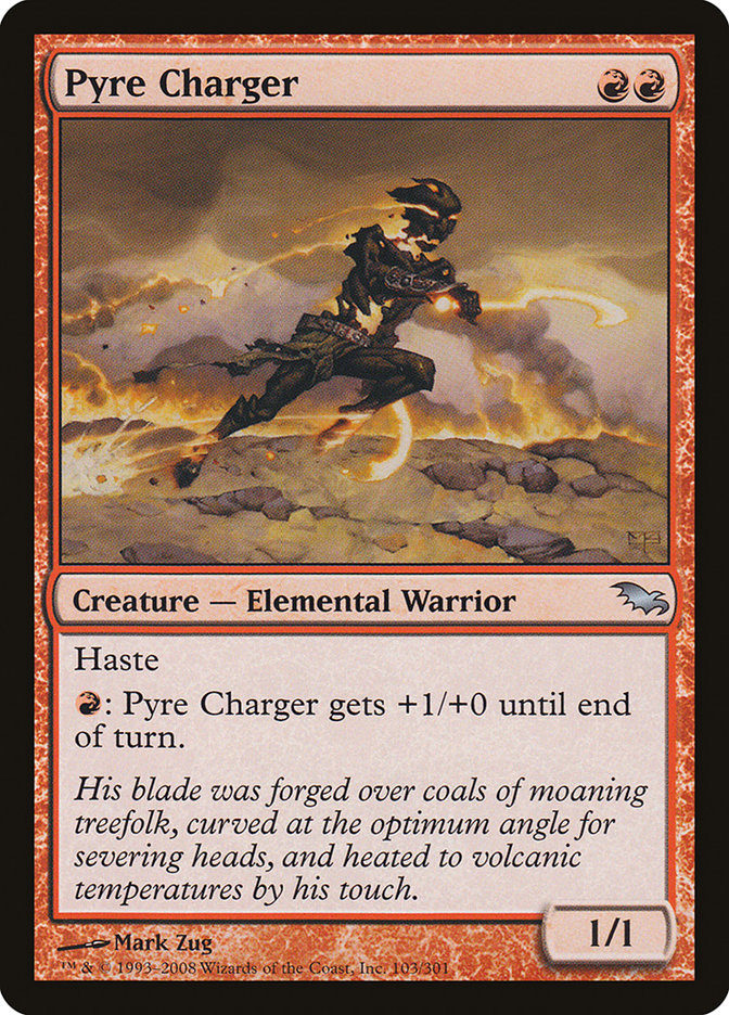 Pyre Charger