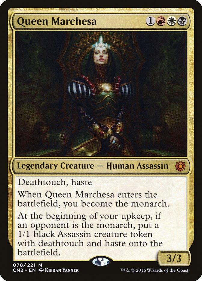 Queen Marchesa