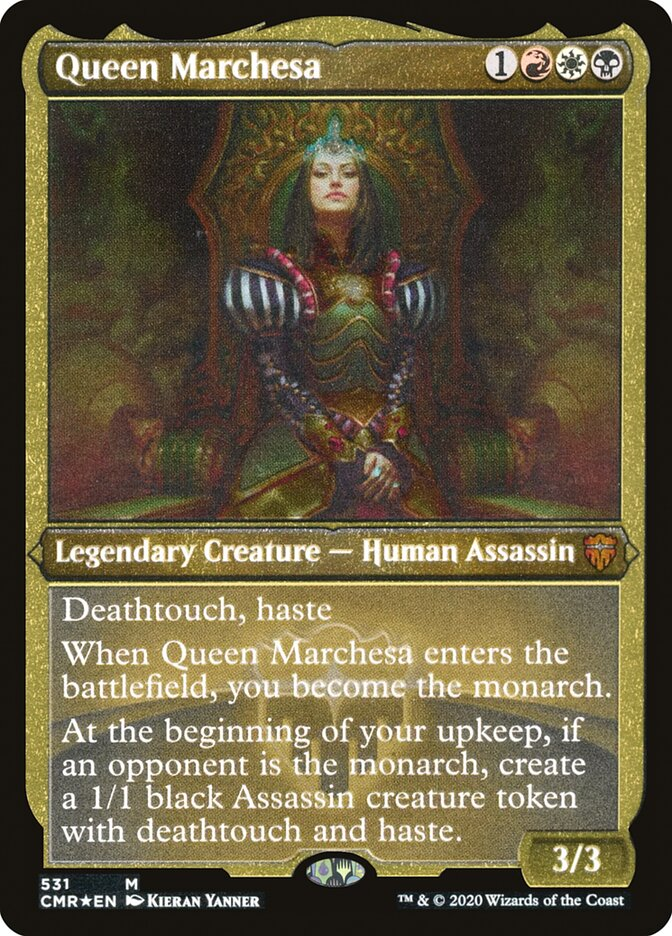 Marchesa Equipment Edh Commander Deckstats Net Magic The Gathering Decks Build and analyze your magic deck! deckstats