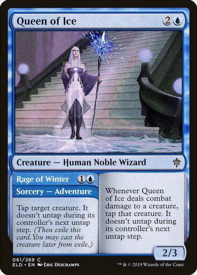 Queen of Ice // Rage of Winter