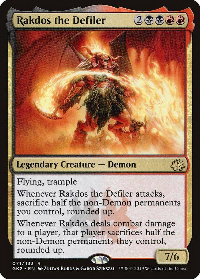 Rakdos the Defiler