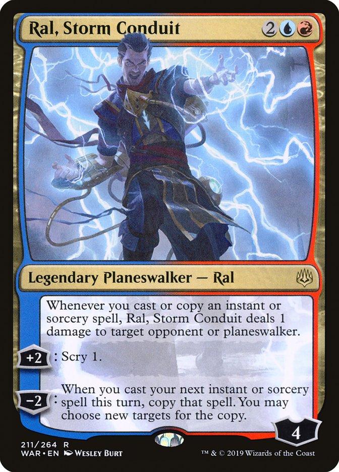 Ral, Storm Conduit