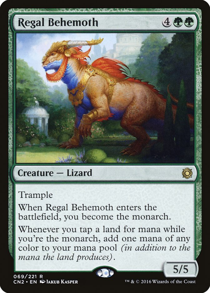 Regal Behemoth