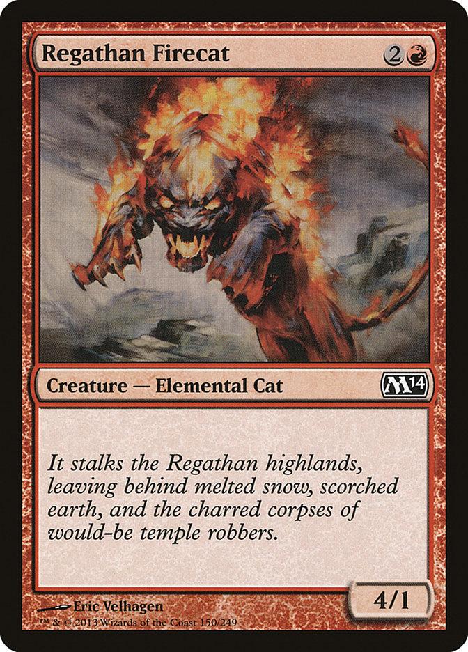 Regathan Firecat