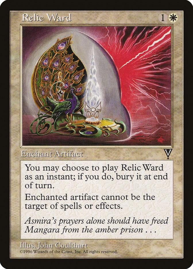 Relic Ward