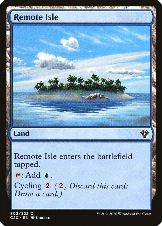Remote Isle